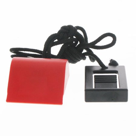 NordicTrack T7SI Treadmill Safety Key Model Number NTL079080 Part Number 268449