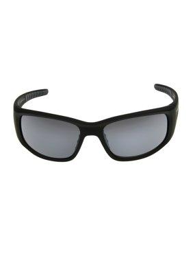Foster Grant Men's Black Square Sunglasses KK11