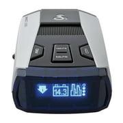 Cobra SPX6655IVT Radar/Laser Detector - IVT Filter, Instant-On Protection, City/Highway Mode, Early Warning Safety Alert