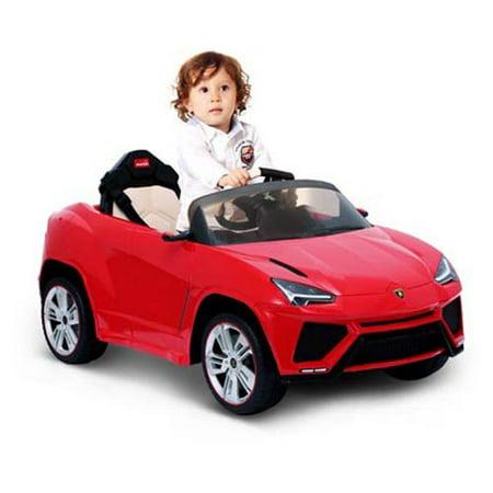 Best Ride On Cars Lamborghini Urus Battery Powered Riding Toy