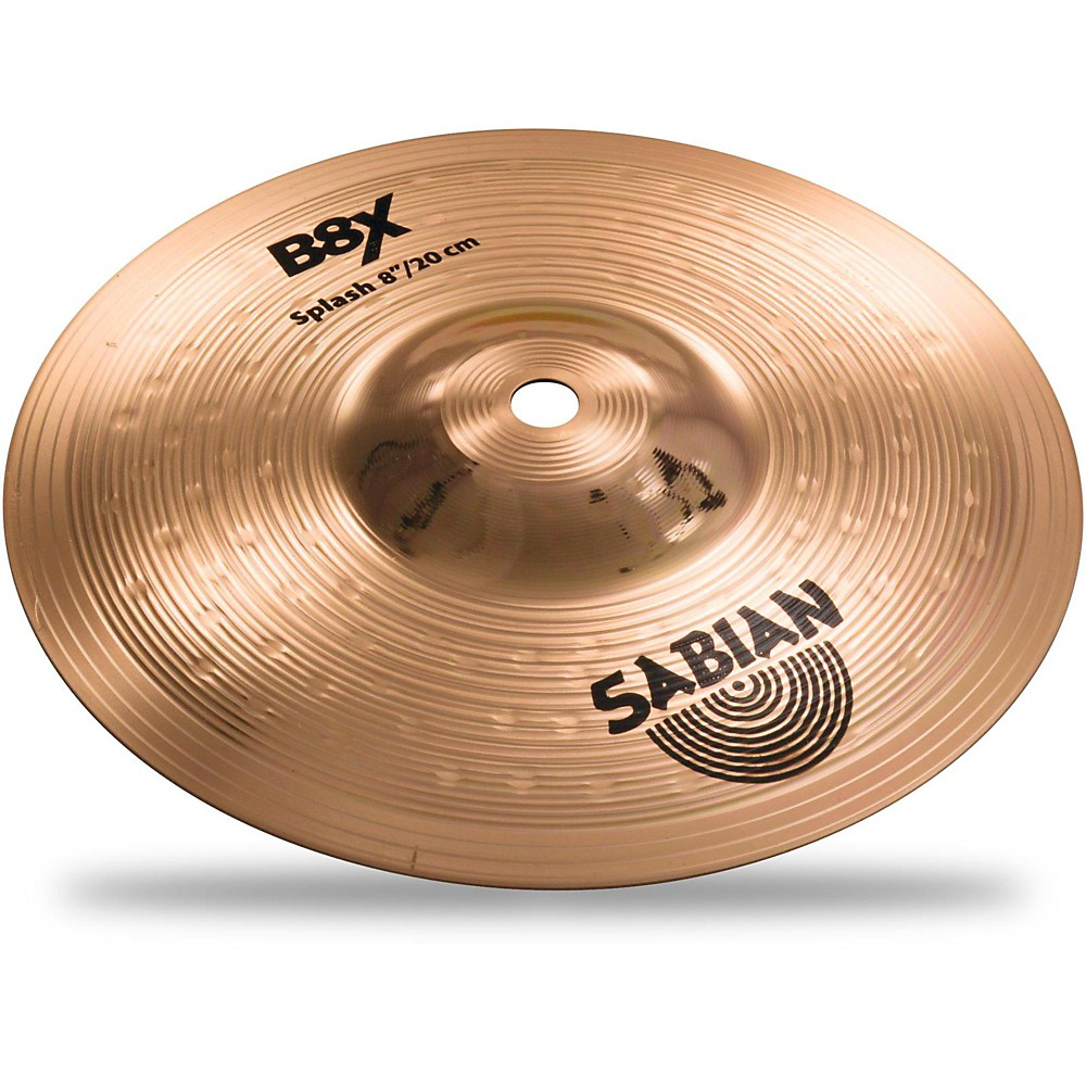 Sabian B8X Splash Cymbal 6 in.