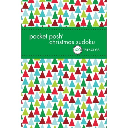 Pocket Posh Christmas Sudoku 6 : 100 (Mas Accessory Pocket)