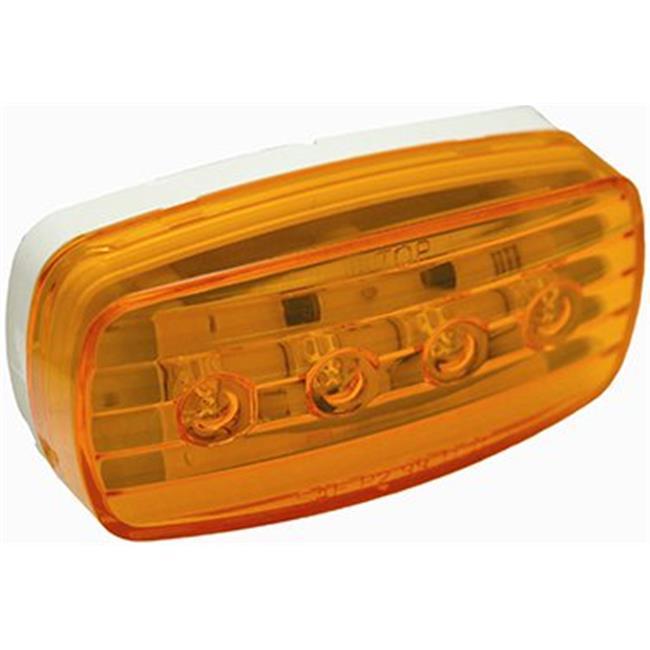 Amber Side Marker Light Blazer B827A Round Clearance