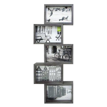 nexxt Design Bricks Block 5-Opening Picture Frame - Walmart.com
