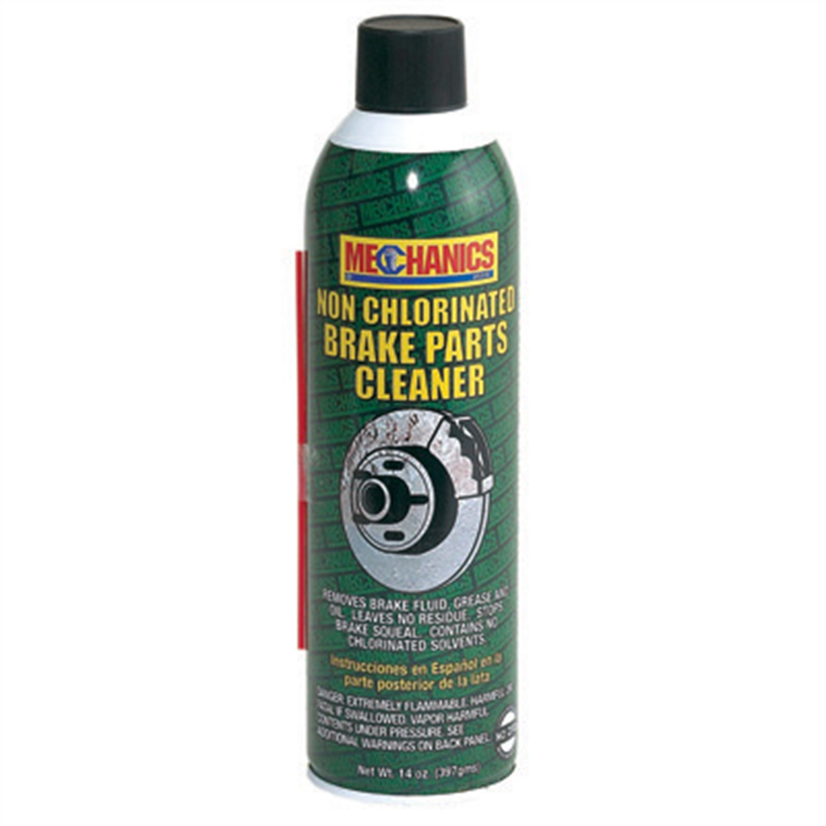Image of Non-Chlorinated Brake Parts Clnr 14oz Case-12
