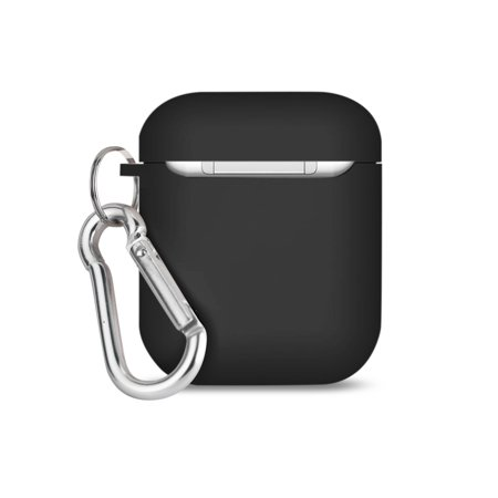 Silicone Case For Airpod In Black Apple handsfree. This silicone case for airpod in black is a great handsfree item at a clearance price under $10 you can't miss.