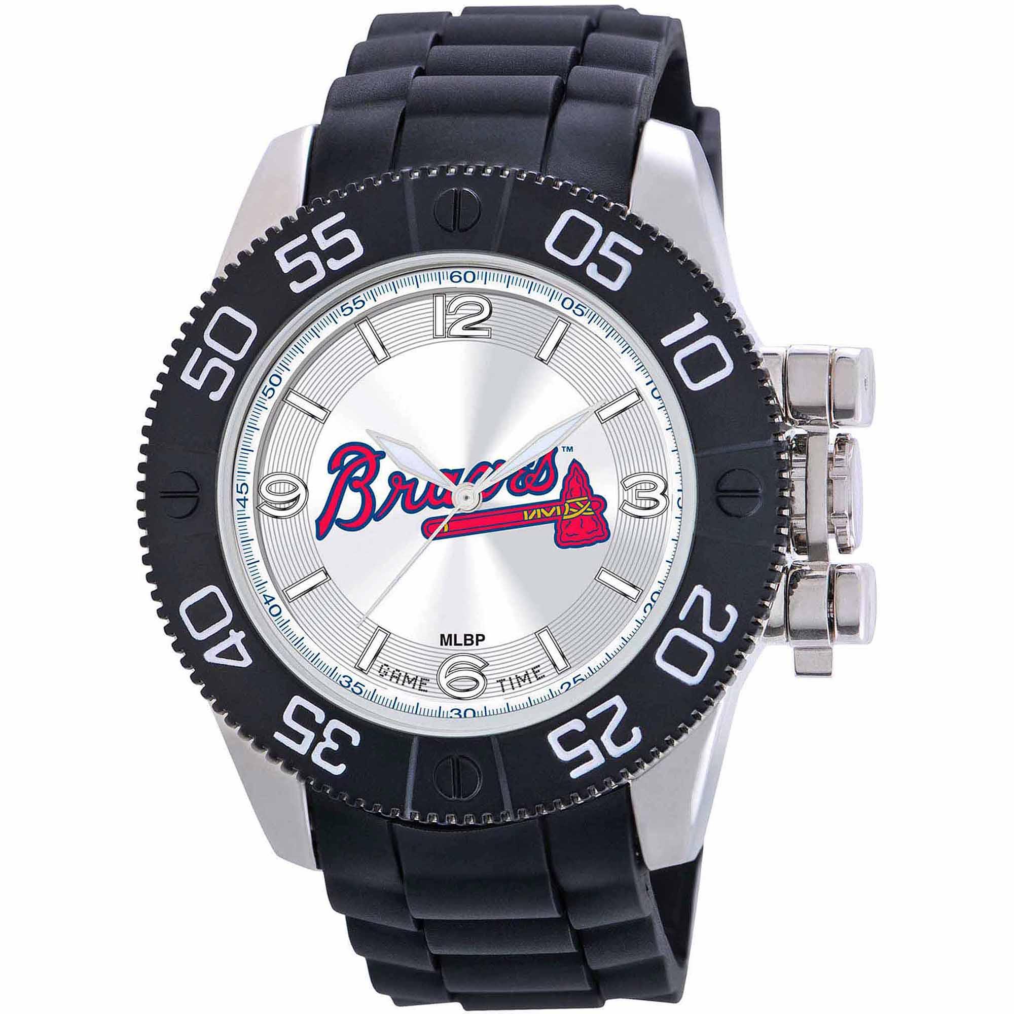 Game Time MLB Men's Atlanta Braves Beast Series Watch