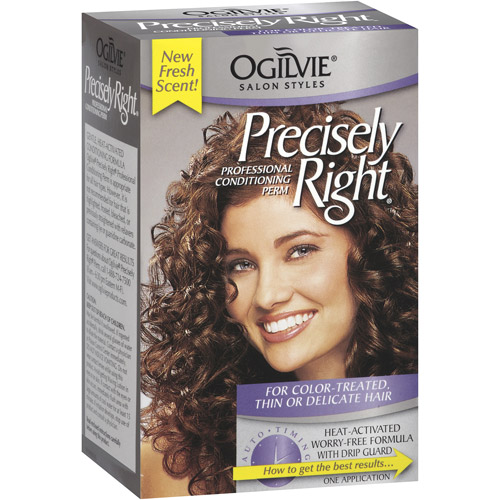 Ogilvie Salon Styles Precisely Right Professional Conditioning Perm