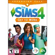 Electronic Arts The Sims 4 Get to Work (Digital Code)