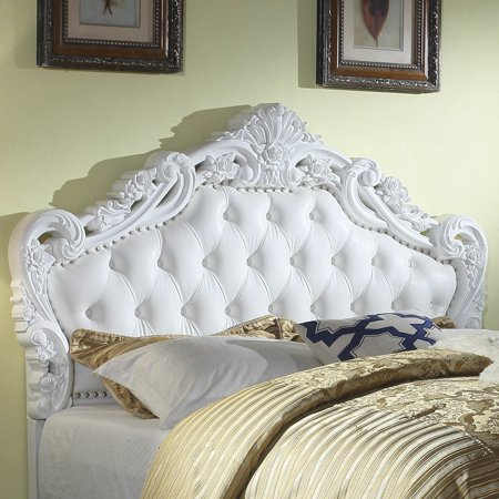 Paladin Classic Style Queen Upholstered Panel Headboard ()
