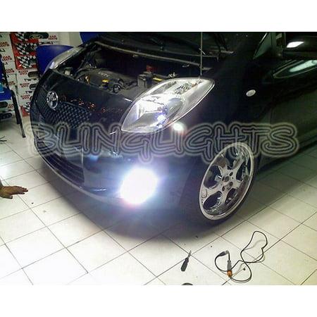 New 2006 2007 2008 2009 2010 2011 Toyota Vitz Xenon Fog Lamps Driving Lights Foglamps Foglights -