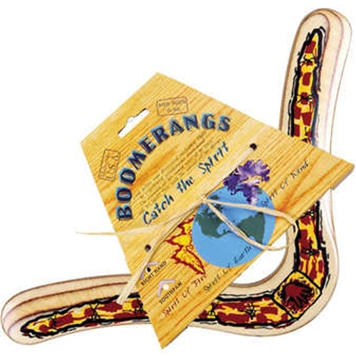 Channel Craft Spirit of Fire Boomerang Right Handed by