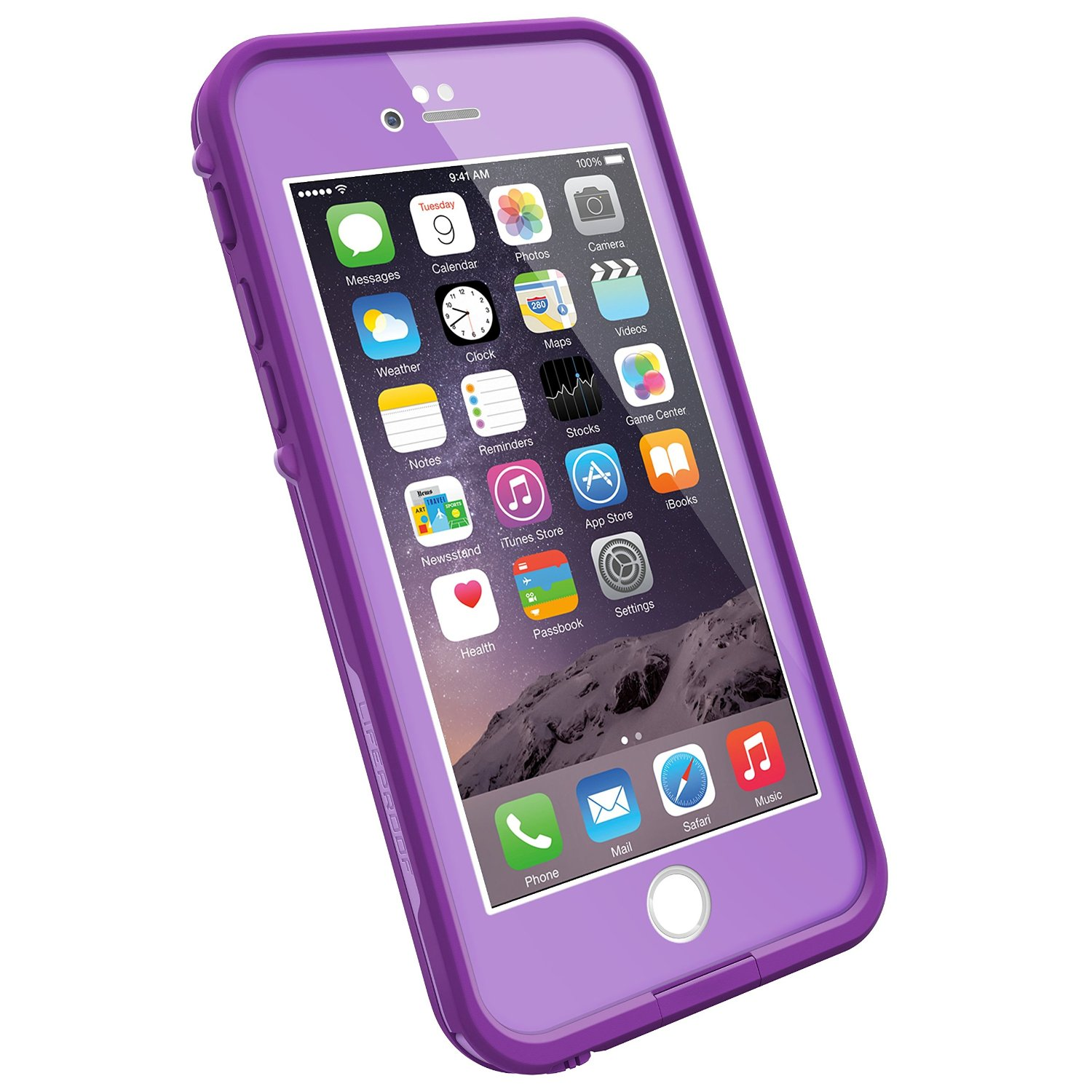the best attitude df100 50f97 iPhone 6 Lifeproof fre case - Walmart.com