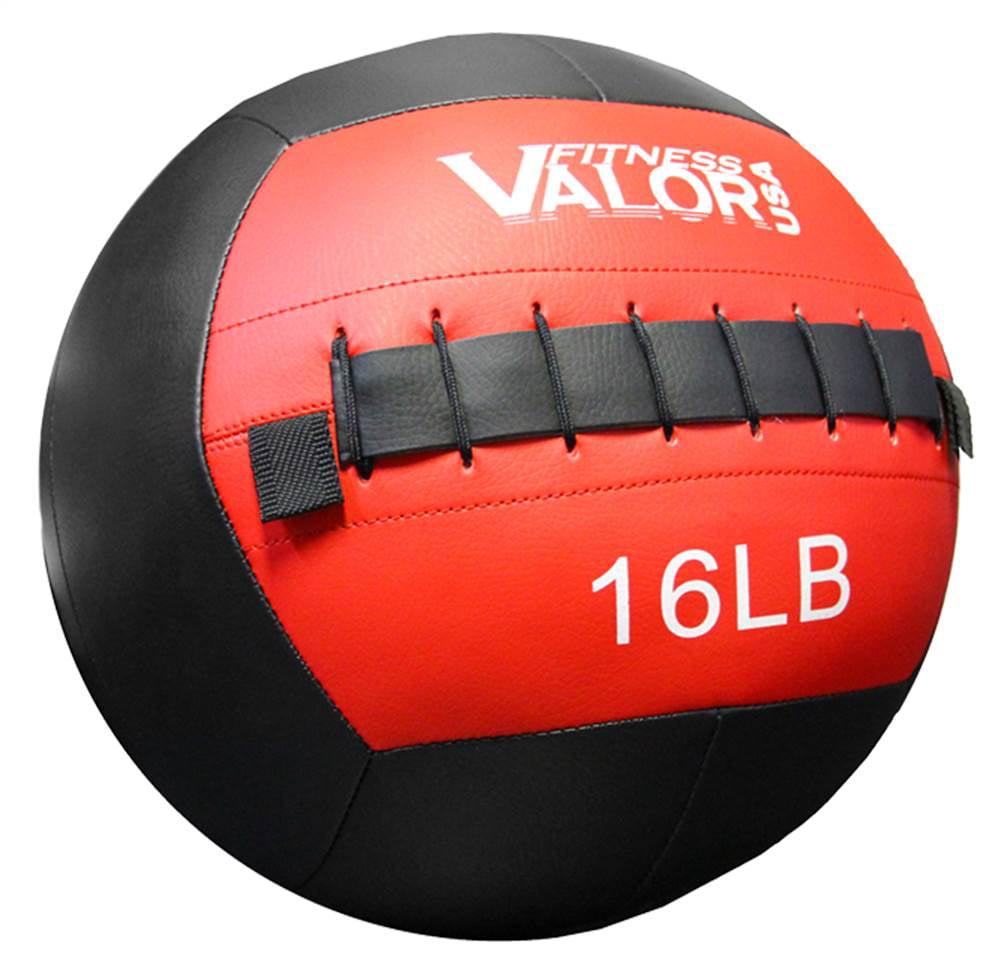 16 lbs. Wall Ball in Black