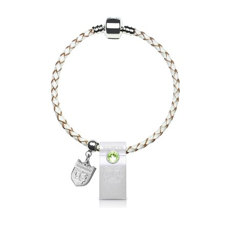 TOPMORE ZJ Series 32GB USB3.0 Flash Drive Swarovski Crystal decorated with leather braided bracelet Flash Disk Fashion High speed Memory Stick