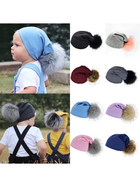 39b69457287 Product Image Newborn Toddler Kid Girl Boy Baby Infant Winter Warm Crochet  Knit Hat Beanie Cap