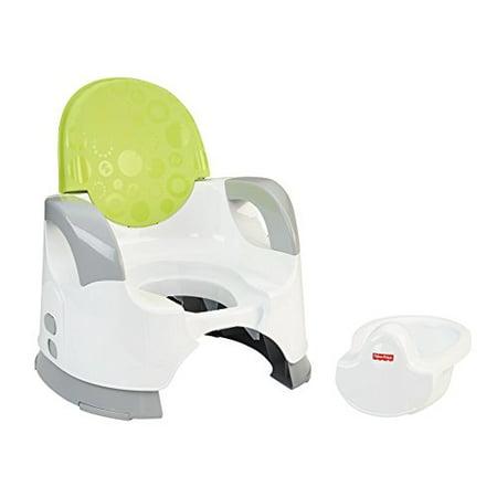 Fisher-Price CustomWalmartfort Potty Training Seat, green, Potty training made easier By FisherPrice ()