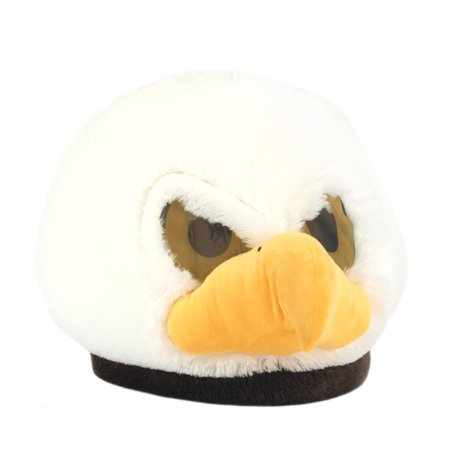 Maskimals Oversized Plush Halloween Mask - Eagle