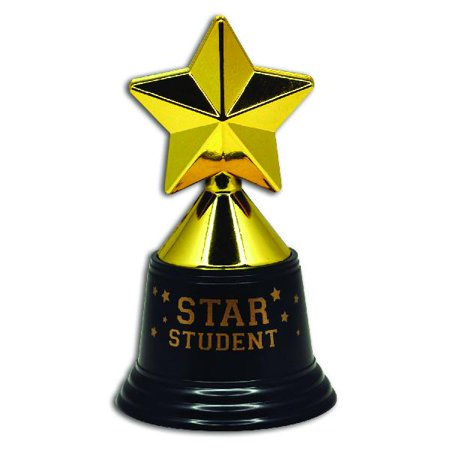 STAR STUDENT TROPHIES (DOZEN) - All Star Trophy