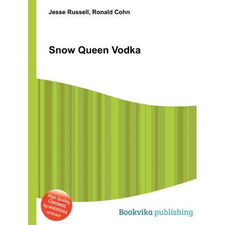 - Snow Queen Vodka