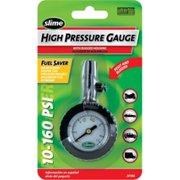 SLIME 20186 High Pressure Gauge, 10-160 Psi