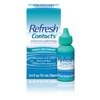 Refresh Contacts Contact Lens Comfort Eye Drops 0.4 fl. oz.