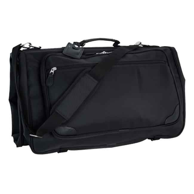 Mercury 2114bk Large Tri Fold Garment Bag Black