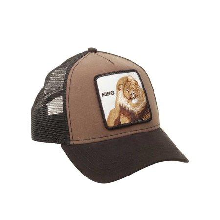 cfde029b Goorin Bros. - Goorin Bros. Mens King Hat in Brown - Walmart.com