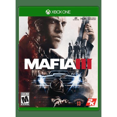 Mafia III, 2K, Xbox One, 710425496653