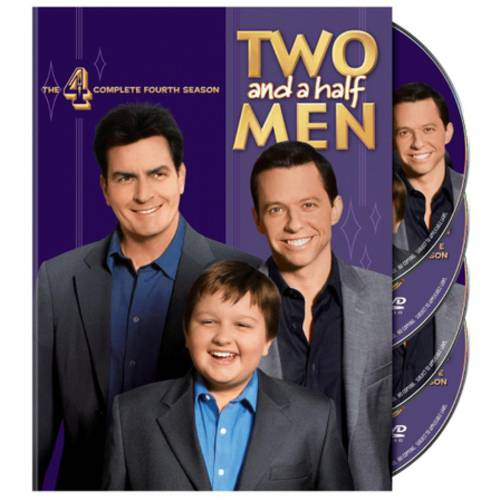 Two And A Half Men: The Complete Fourth Season (Anamorphic Widescreen)