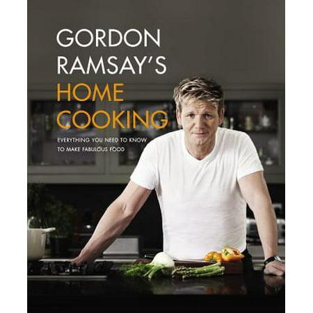 Gordon Ramsay Halloween Recipes (Gordon Ramsay's Home Cooking -)