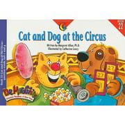 Cat and Dog at the Circus