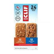 Clif Bar Energy Bar Variety Pack, 24 ct.