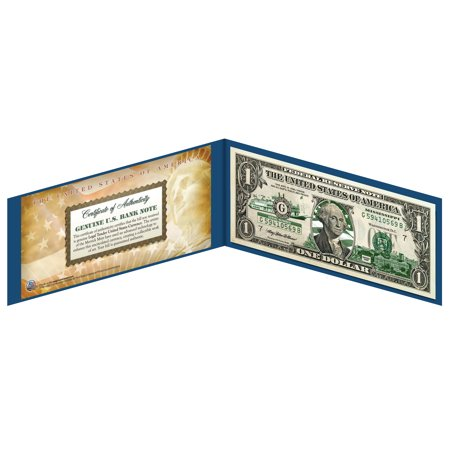 MISSISSIPPI State $1 Bill *Genuine Legal Tender* US One-Dollar Currency