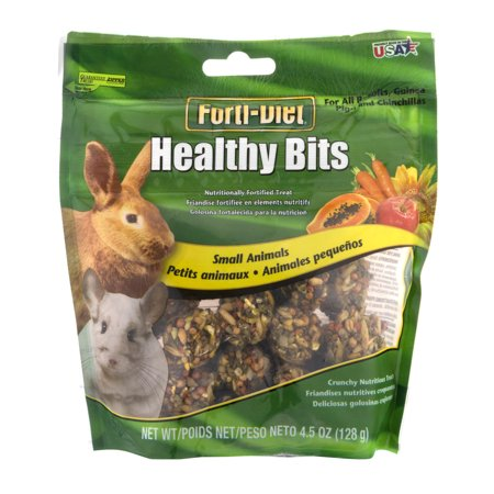 Forti Diet Healthy Bits Small Animals  4 5 Oz