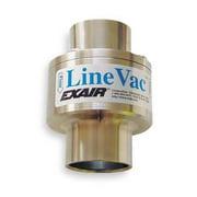 EXAIR 150200 Air Conveyor,Steel Alloy,2 In.,75 scfm
