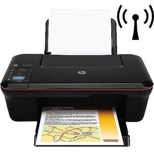 HP Deskjet 3050 Wireless All-In-One Printer