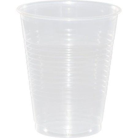 Touch of Color Plastic Cups, 16 Oz, Clear, 20 Ct](Color Plastic Cups)