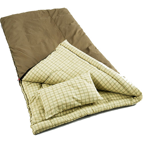 Coleman Big Game -5 Degree Canvas Sleeping Bag