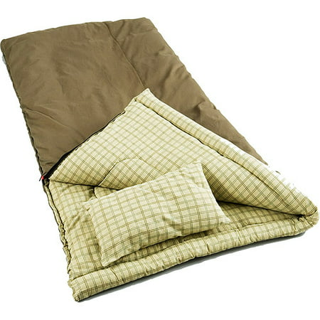 Coleman Big Game  5 Degree Canvas Sleeping Bag