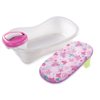Summer Infant Newborn-to-Toddler Bath Center & Shower, Pink