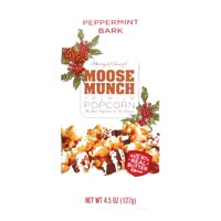Harry & David Peppermint Bark Moose Munch Popcorn 8 oz each (2 Items Per Order, not per case)