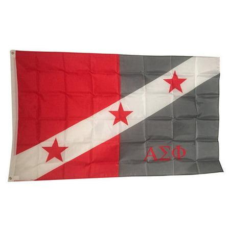 Sigma Phi Fraternity - Alpha Sigma Phi Fraternity Flag 3' x 5'
