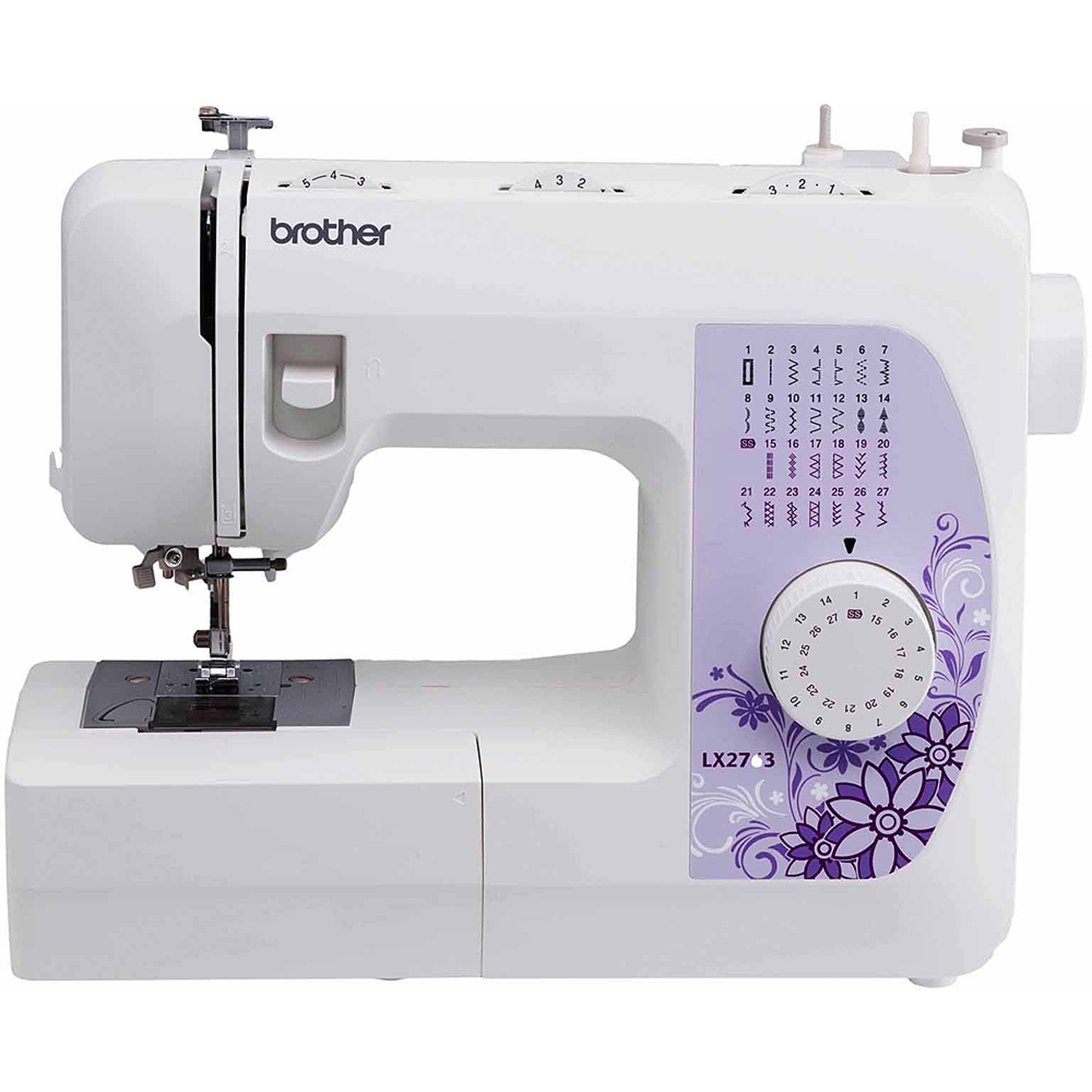 Brother Refurbished RLX2763 27-Stitch Full-Featured Sewing Machine