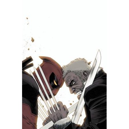 Cable Vs Deadpool (Deadpool Vs. Old Man Logan)