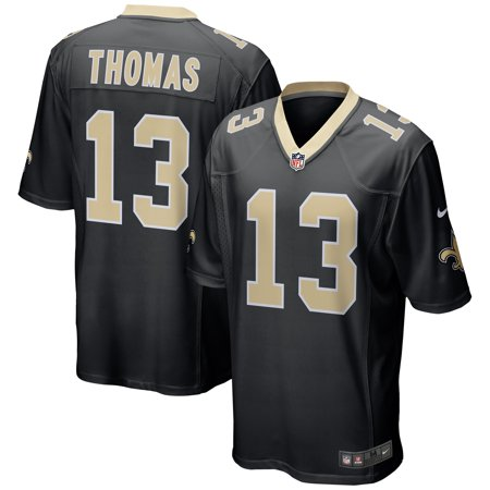 uk availability f7e95 15a44 Michael Thomas New Orleans Saints Nike Team Color Game Jersey - Black