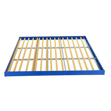 Pallet Flow Racks (Vestil Gravity Flow Shelf Pallet Rack)