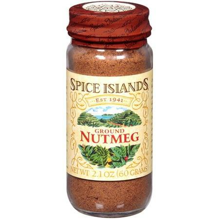 Spice Islands: Ground Nutmeg Spice, 2.1 - Nutmeg Leaf