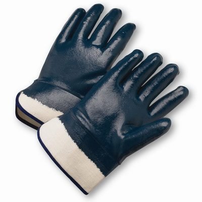 (Price/DZ)West Chester Fullly Coated Nitrile Smooth Finish