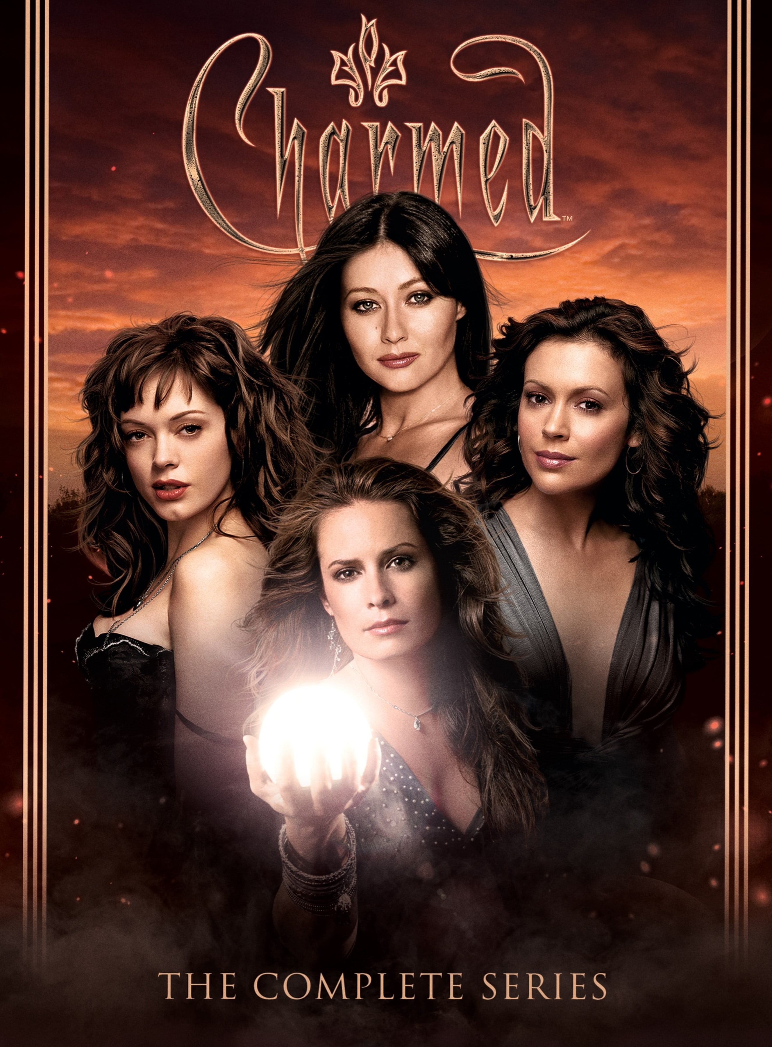 Charmed: The Complete Series (DVD) by Ingram Entertainment